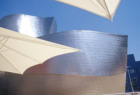 James Chen Photo - Guggenheim Museum Bilbao, Spain